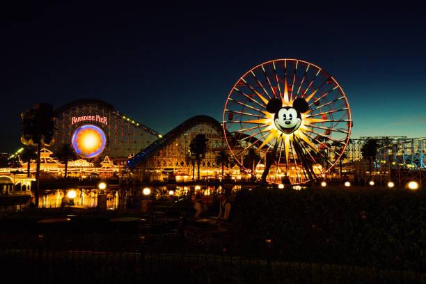 Disneys california adventure park with ferris wheel in background picture id887969386?b=1&k=6&m=887969386&s=612x612&w=0&h=mxnplzhc8x761mxd6ucyoi0uct0sz3vp1iidb v cha=