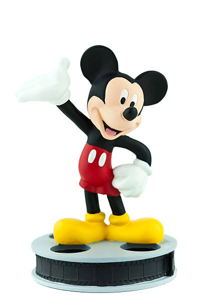disneys micky maus - fantasie disney stock-fotos und bilder