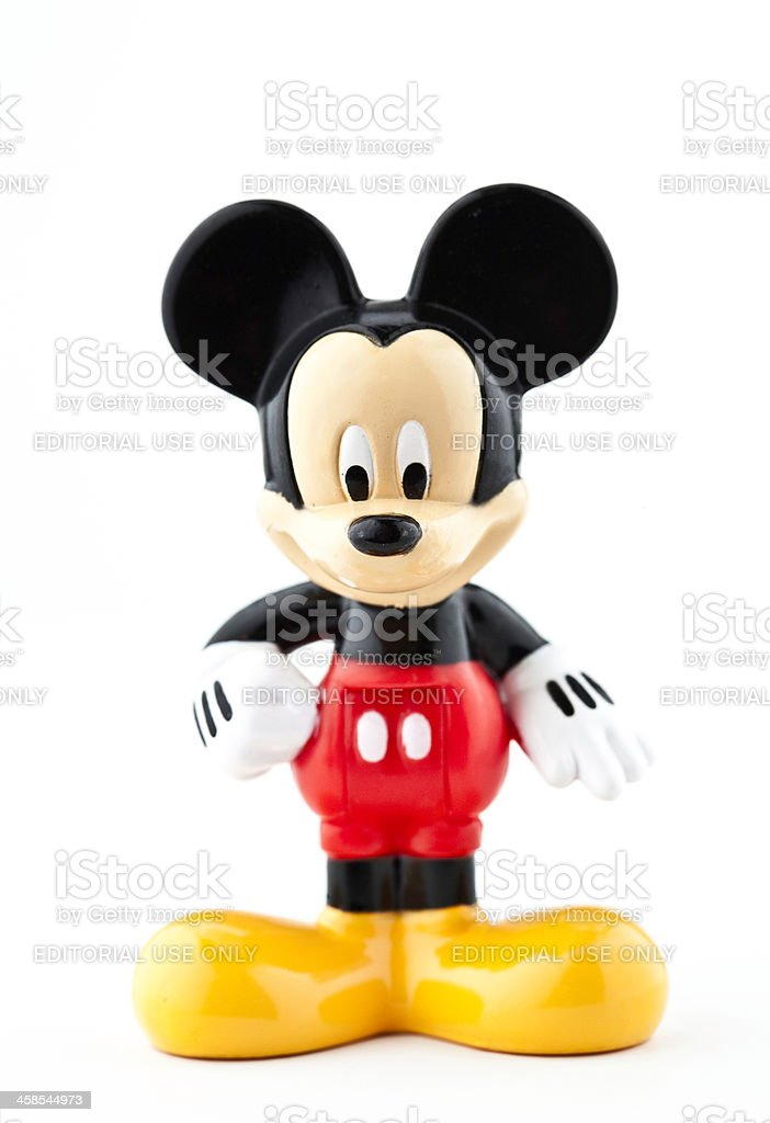 Disney's Mickey Mouse stock photo