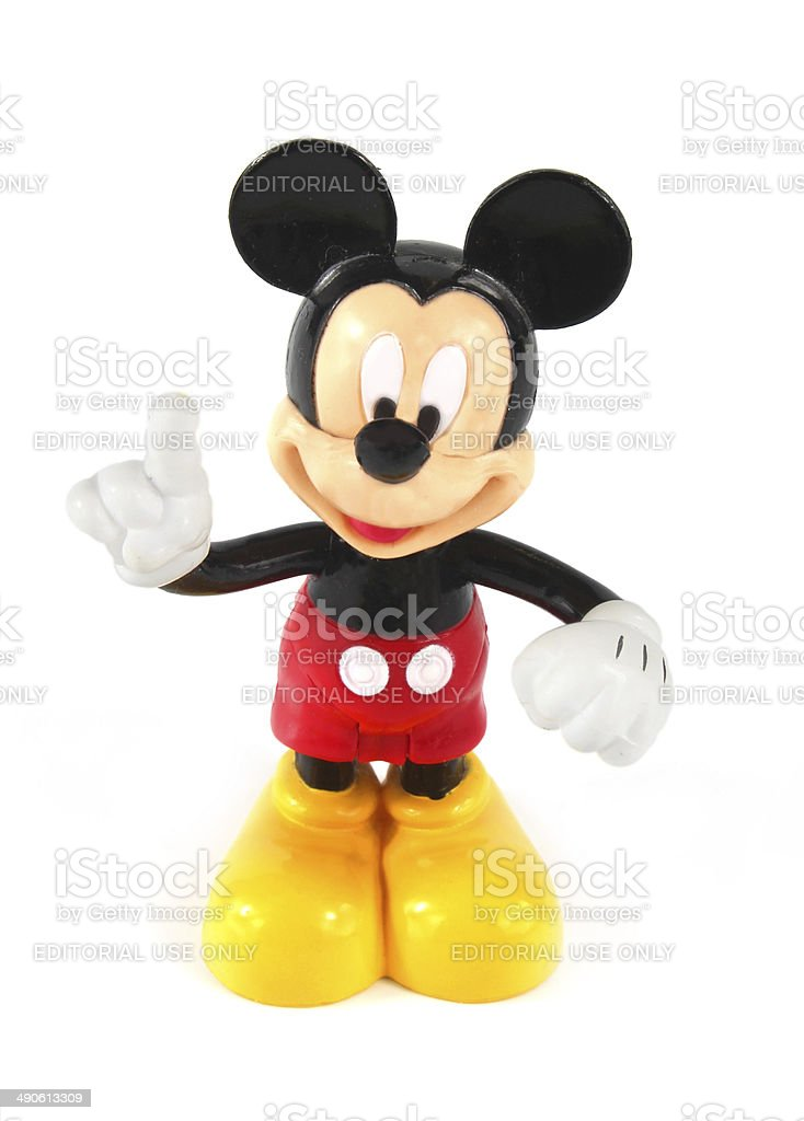 Disney's Mickey Mouse - foto de stock