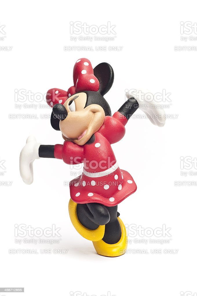 Disney's Minnie stock photo