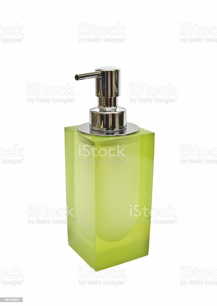 dispenser royalty-free stock photo