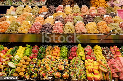 Display Candies for Sale