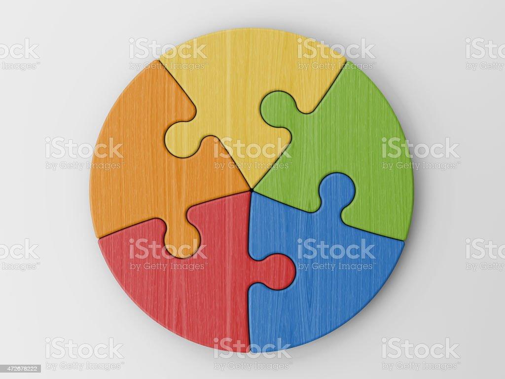 Mostrar conceptos con trazado de recorte - foto de stock