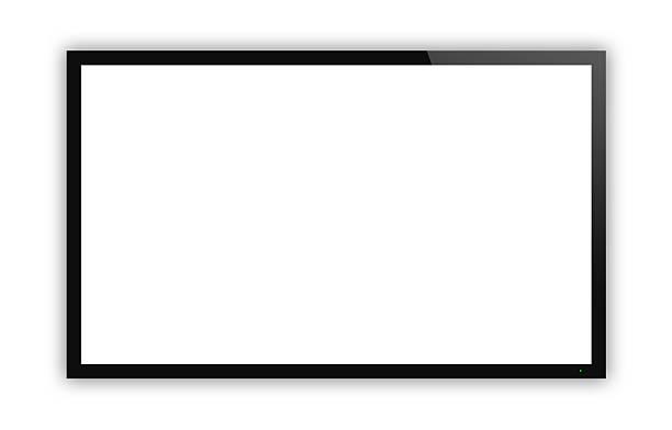 fernseher-display - flüssigkristallanzeige stock-fotos und bilder