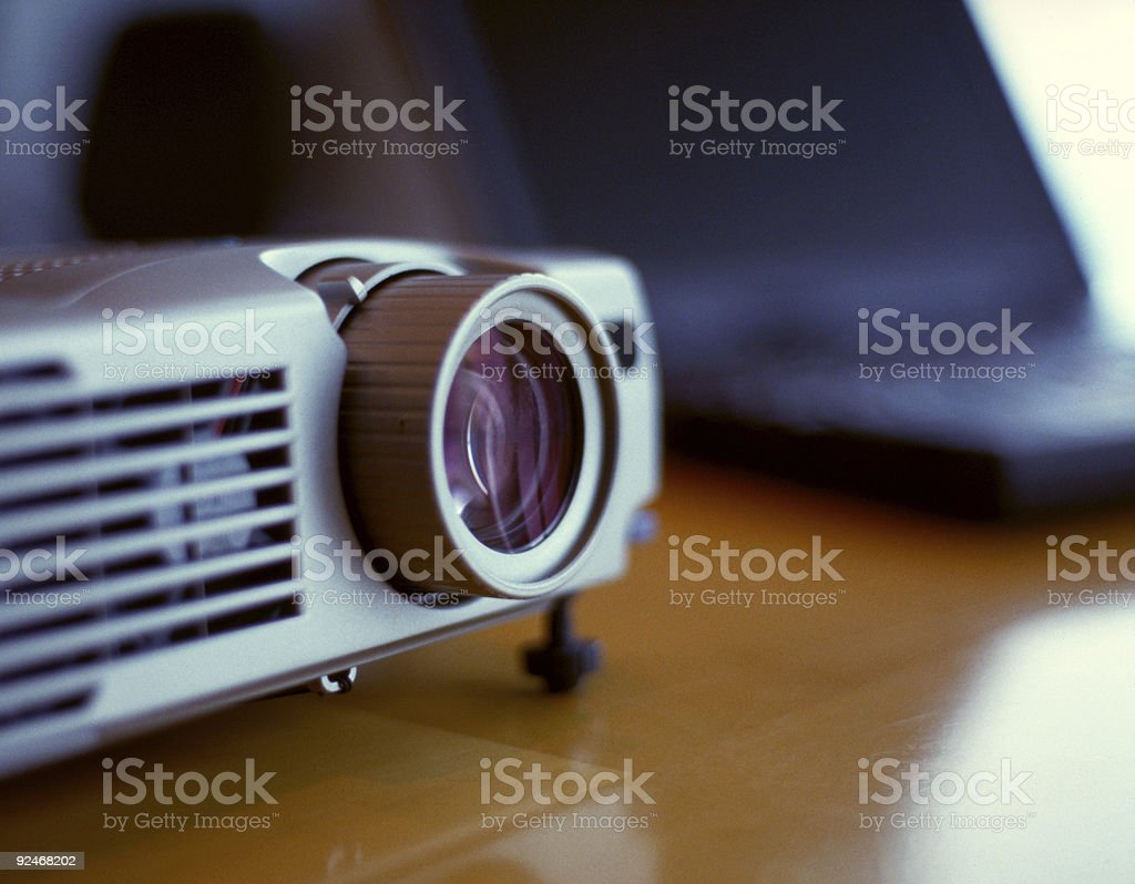 Display Tech royalty-free stock photo