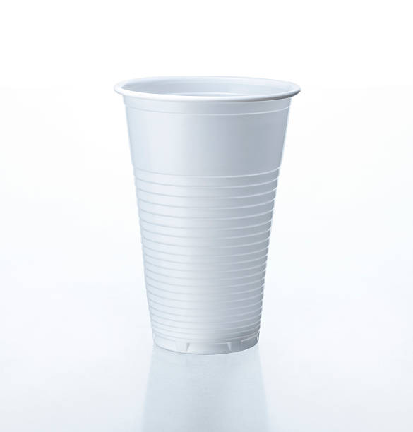 Disposable cup foto