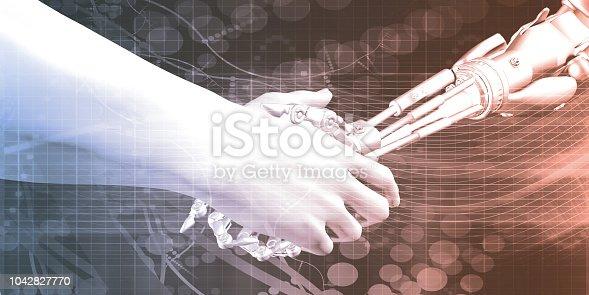istock Disruptive Technology 1042827770