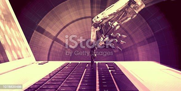 istock Disruptive Technology 1078835466