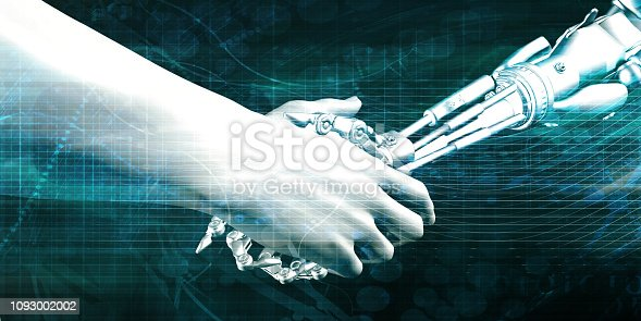 istock Disruptive Technology 1093002002