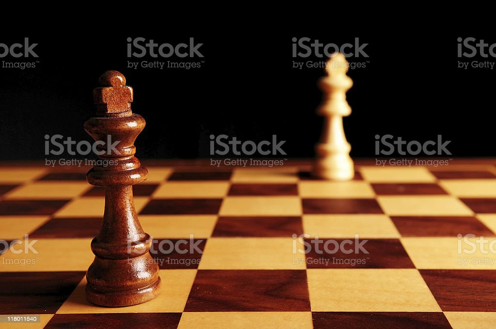 distance enemy royalty-free stock photo
