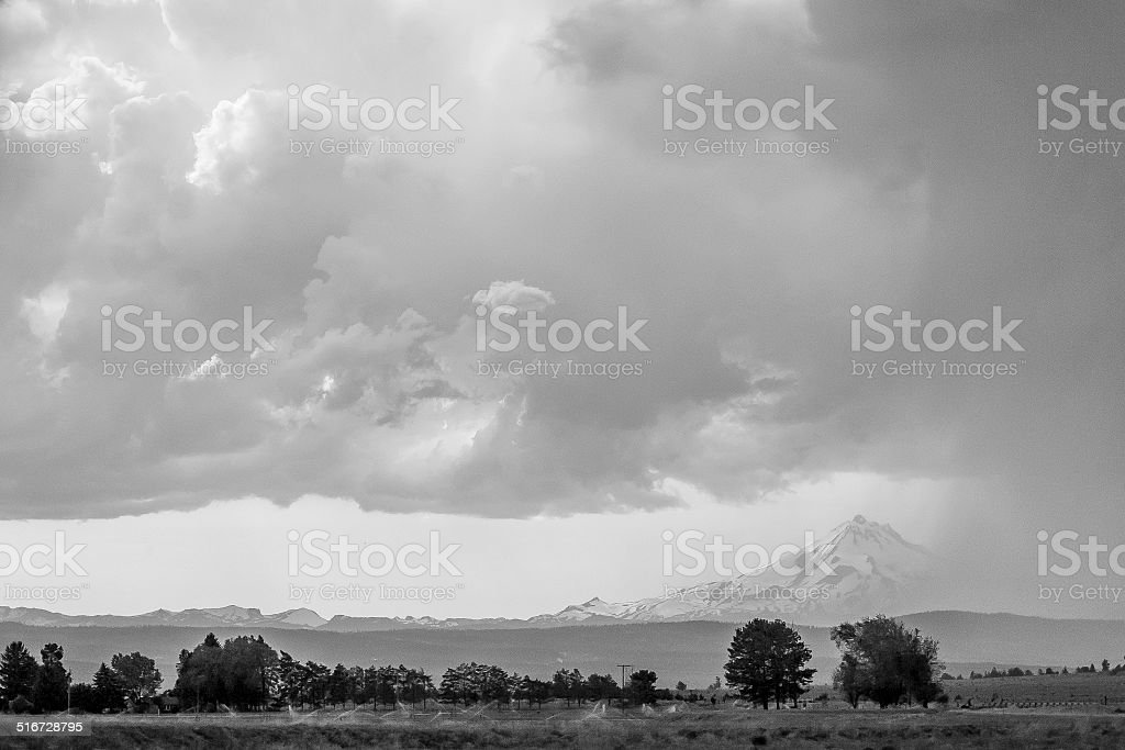 Distance View stock photo