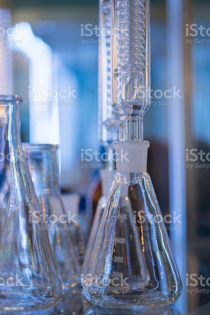 Distillationequipment for medical laboratories. royalty-free stock photo