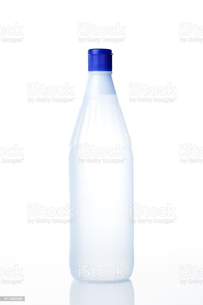 Distilled water stock photo