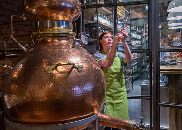 La distillerie Chaudière - Photo