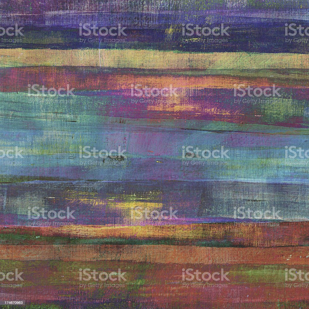 Distressed Colorful Background royalty-free stock photo