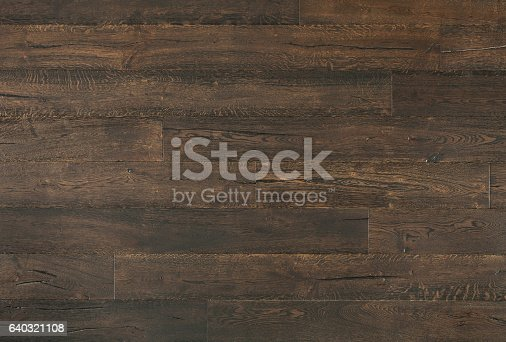 Fine Rustic Dark Oak distressed textured Background ready for your Copy