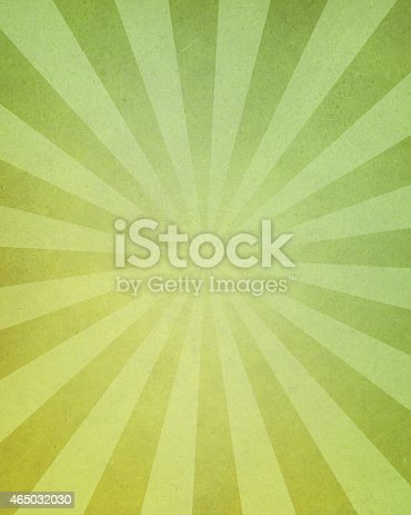istock distressed green paper with light rays 465032030