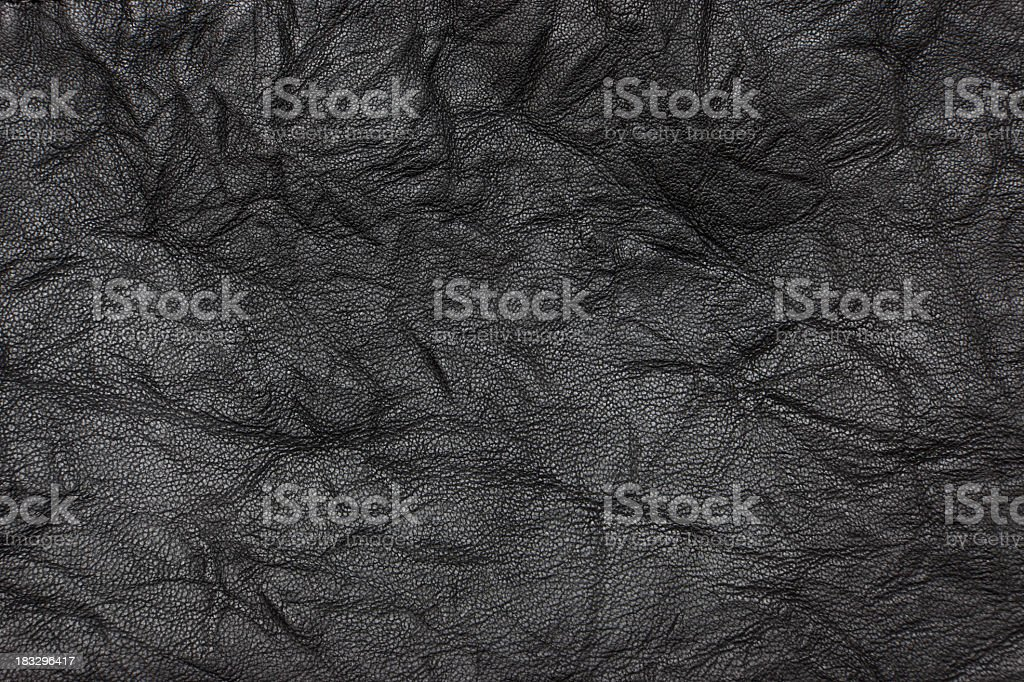 Distressed Leather Background Royalty Free Stock Photo