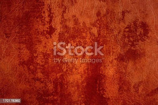 istock Distressed Leather 170178360