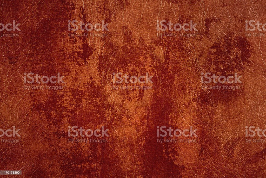 Distressed Leather stock photo