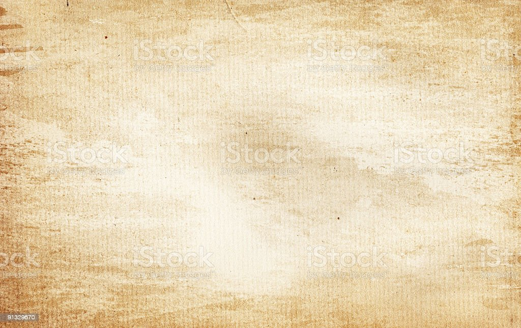 Distressed Paper Background stock photo
