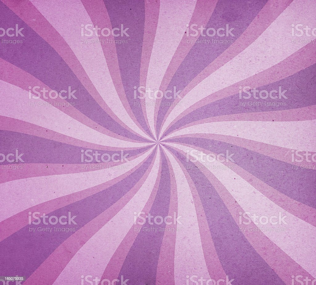 distressed paper with spiral pattern stock photo