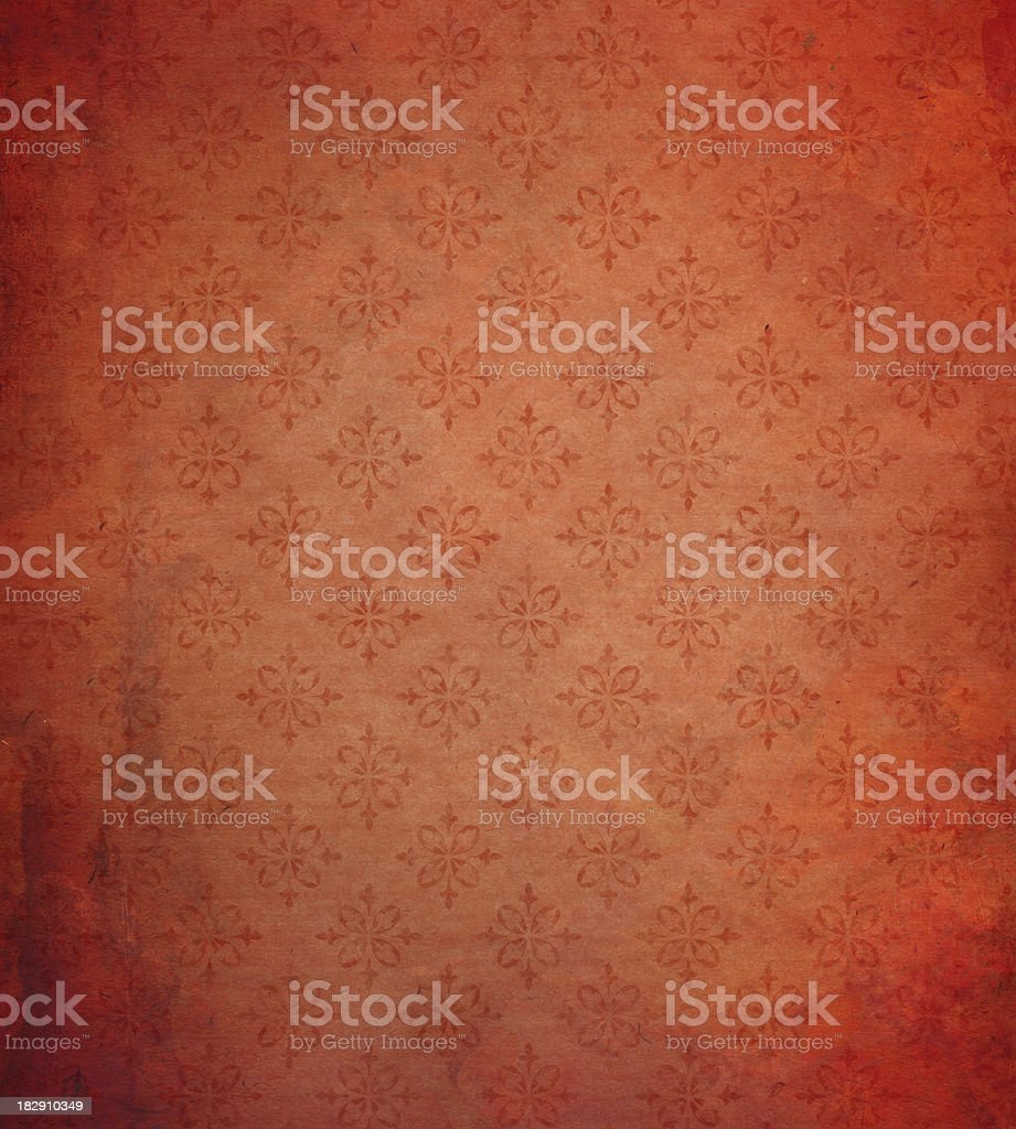 distressed wallpaper pattern royalty-free stock photo