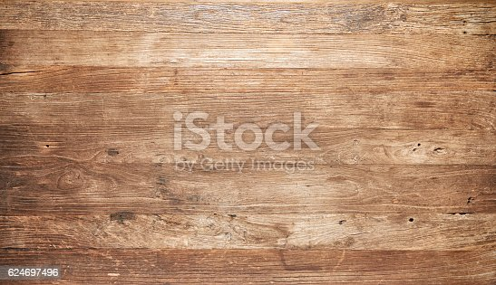 Distressed vintage wooden boards