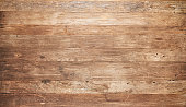 Distressed wooden boards