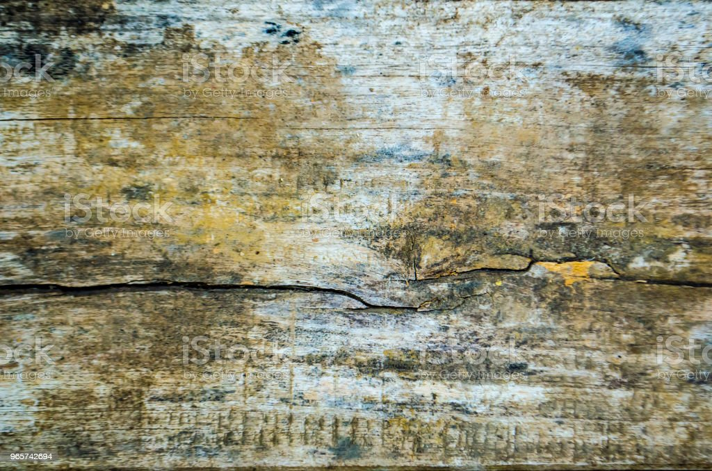 Distressed wooden boards - Royalty-free Abstract Stock Photo