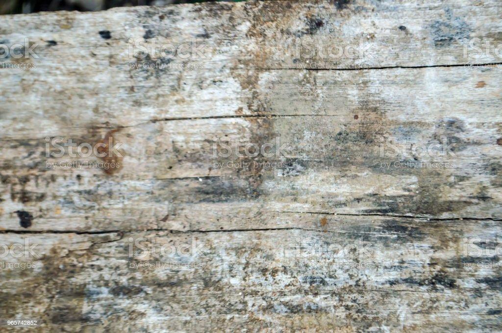 Verontruste houten planken - Royalty-free Abstract Stockfoto