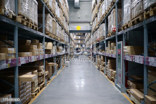 544976664 istock photo Distribution Center and Warehouse - XXXXXLarge 175485930