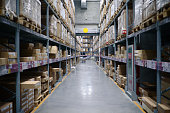 Distribution Center and Warehouse
