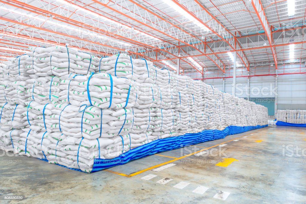 Distribution shipping warehouse for Global business...