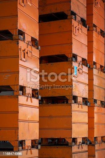 istock Distribution warehouse 1168474996