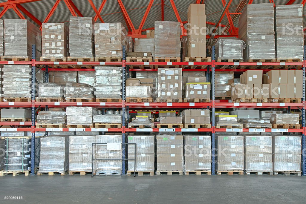 Distribution Warehouse – Foto