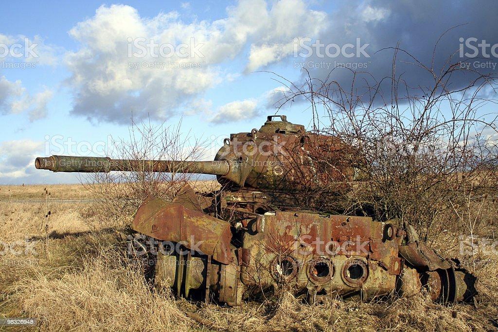 distruction royalty-free stock photo