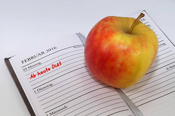 apple blossom festival - obst kalorien stock-fotos und bilder