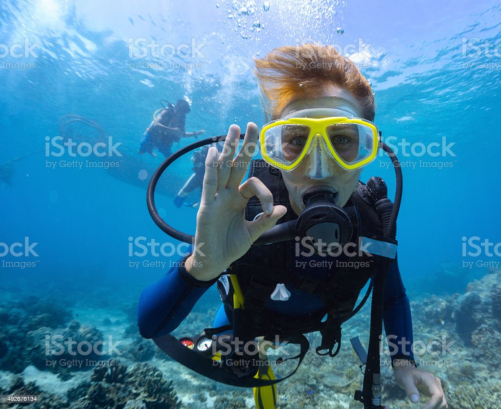 Image result for Scuba Diving istock