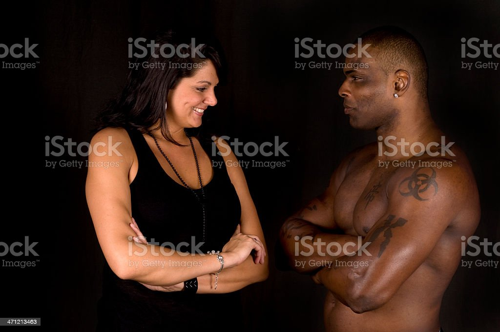 Vs caucasian african american muscle How Science