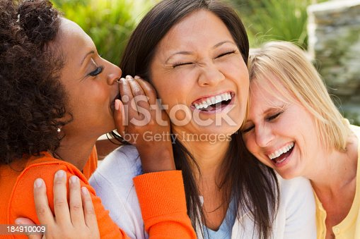 istock Diverse Group of Friends 184910009