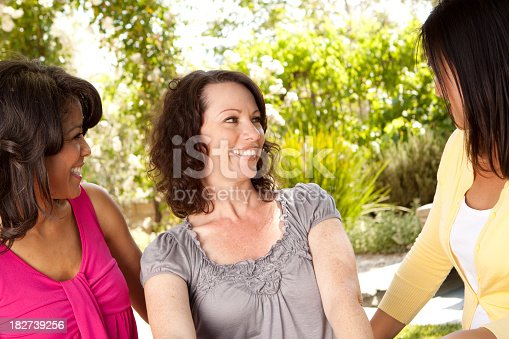 istock Diverse Group of Women 182739256