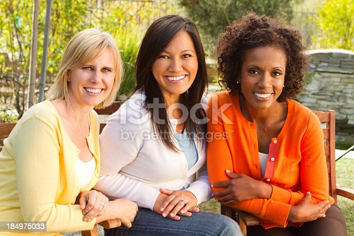 istock Diverse Group of Women 184975033