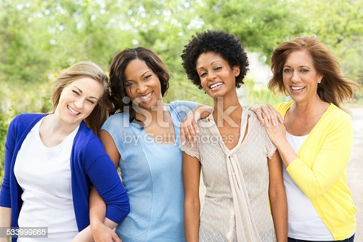 istock Diverse group of women 533999665