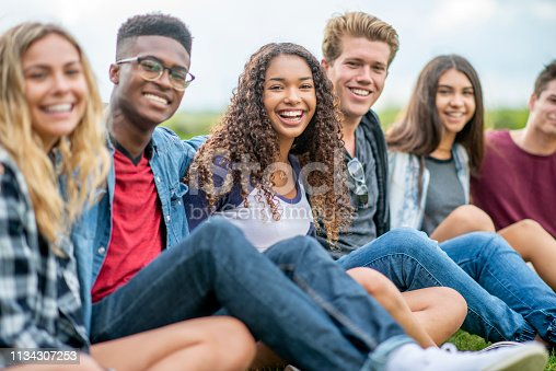 istock Diverse Group 1134307253