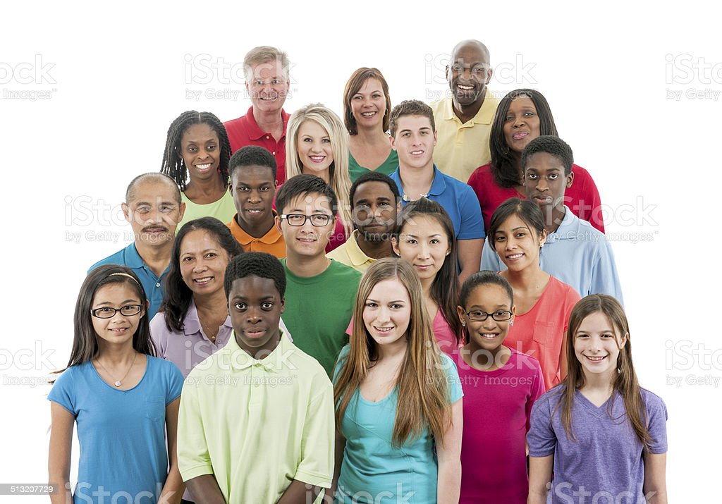 Diverse Group Stock Photo - Download Image Now - iStock