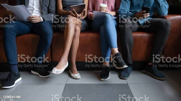 Diverse job candidates wait for job interview picture id1226241160?b=1&k=6&m=1226241160&s=612x612&h=h r856ip7c9j5txwaksdwdumet9np4o ii2mkw1sgno=