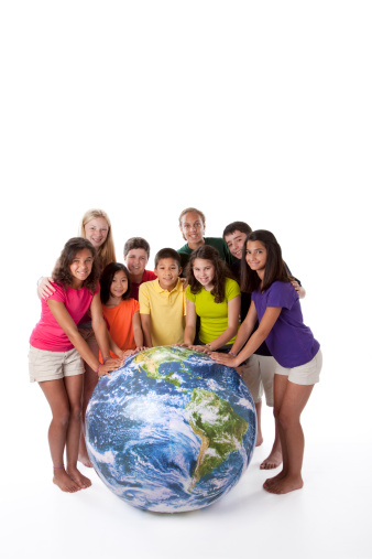 Diversity Children Of Different Ethnicities Together ...