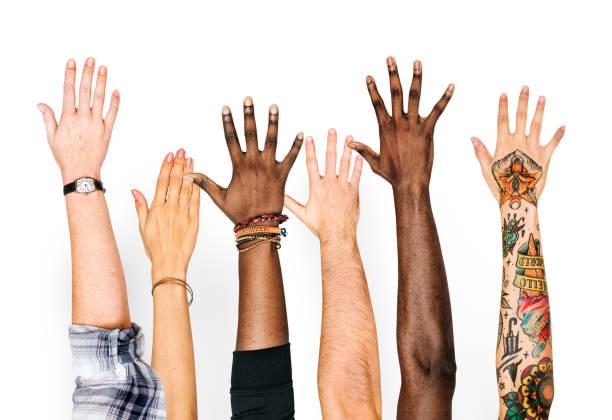 Diversity hands raised up gesture picture id1024073052?b=1&k=6&m=1024073052&s=612x612&w=0&h=zuiploxk02ef o7tulcvo2r0po8lywlqbh2edb gsag=